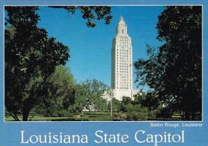 Louisiana State Capitol Baton Rouge Louisiana
