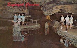 VALLEY HEAD , Alabama , 1950-60s ; SEQUOYAH Caverns (Caves) #2