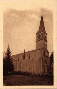 CPA  Montret - L'Eglise     (295526)