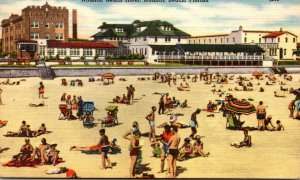 Florida Atlantic Beach The Atlantic Beach Hotel