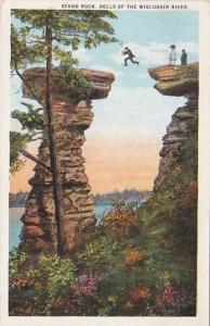 Wisconsin Stand Rock Dells Of The Wisconsin River