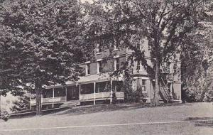 Massachusetts East Northfield Girls School Weston Hall Albertype