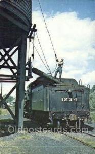 New York Central, NY, New York, USA Train Railroad Station Depot Postcards Po...
