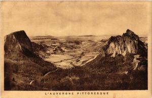 CPA L'Auvergne Pittoresque Roches Tuliere et Sanadoire (407974)