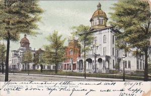 New Jersey Trenton State Normal and Model Schools 1908 Tucks