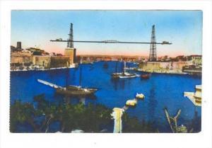 RP, Le Pont Transbordeur, Marseille (Bouches-du-Rhône), France, 1920-1940s