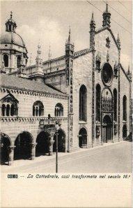 CPA Como La Cattedrale . ITALY (541664)