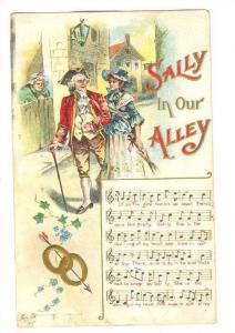Song Lyrics, Sally in our Alley, 00-10s