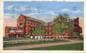 Mercyville Sanitarium Aurora IL 1948