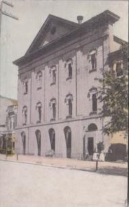 Washington D C Ford's Theatre 1911