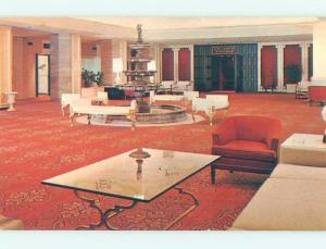 Unused Pre-1980 SHERATON HOTEL St. Louis Missouri MO c1166-12