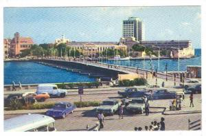 Scenic view, Curacao, Netherland Antilles, 40-60s