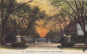 France Toulouse Le Grand Rond Entree principale