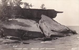 RP; Thumb Nail, Pointe Aux Barques, Michigan, 1930-1950s