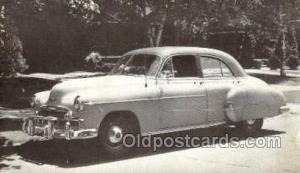 1949 Chevrolet Style line 4 Door Sedan Automotive, Autos, Cards Old Vintage A...
