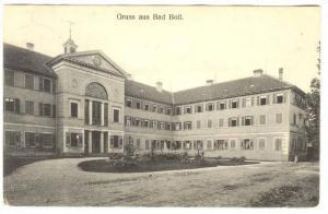Gruss aus Bad Boll , Germany ,PU-1912 ;