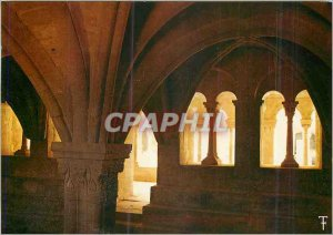 Postcard Modern Provence Cistercian Abbey of Senanque (XIIth century) The Cha...