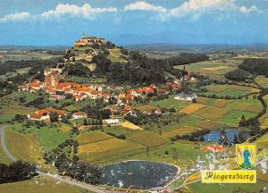 Riegersburg Steiermark Lake Auto Cars Castle General view