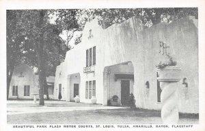 LP06    Roadside  Arizona Park Plaza Motor Courts Route 66 RT 66