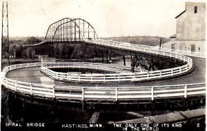Hastings, Minnesota Spiral Bridge RP