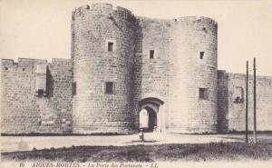 La Porte des Portanets, Aigues-Mortes, Gard, France 1900-10s