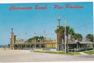 New Pier Pavilion, CLEARWATER, Florida, 40-60's