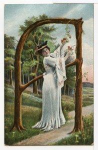 COMPLETE SET OF ALPHABET CARDS, EDWARDIAN ERA