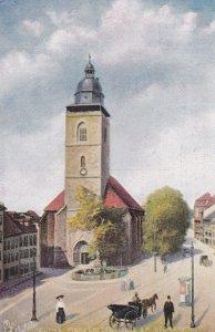 GOTHA, Germany, 1900-1910s; Margaretenkirche, TUCK No. 7486