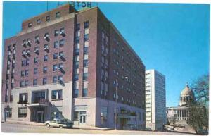 Hotel Governor, Jefferson City Business Center,Missouri, MO, Chrome