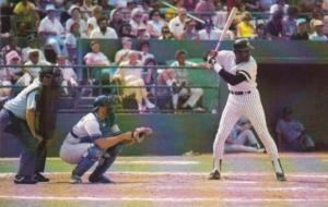 Dave Winfield At Bat