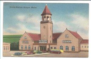Bangor, ME - Union Station