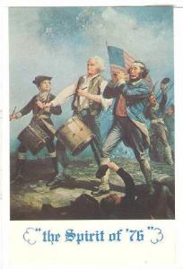 The Spirit of '76, Known as Yankee Doodle,40-60s