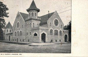 Indiana Lebanon Methodist Episcopal Church
