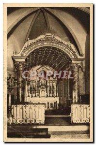 Old Postcard Our Lady of Laus Hautes Alpes Basilica Sanctuary