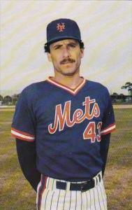 Baseball New York Mets Bob Ojeda