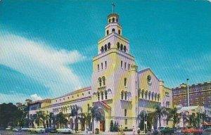 Florida Saint Petersburg Christ Methodist Church
