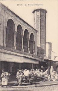 Tunisia Tunis La Mosquee d'Halfaouine