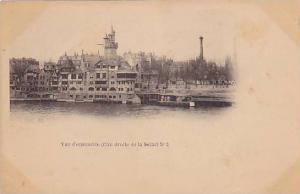 Vue d'Ensemble (Rive Droite De La Seine), France, 1900-1910s