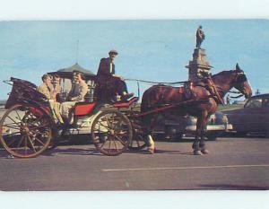 Pre-1980 TOWN VIEW SCENE Quebec City QC p9678