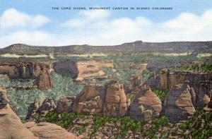 CO - Monument Canyon, The Coke Ovens