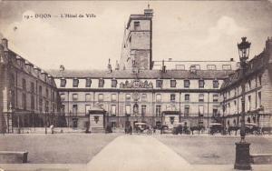 France Dijon L'Hotel de Ville