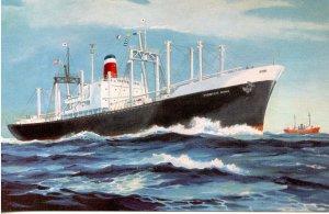 United States Lines - SS Pioneer Minx