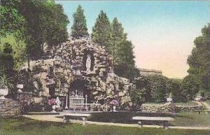 Indiana Saint Mary of the Woods The Grotto of Lourdes Saint Mary of the Woods...
