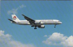 America West Airlines Boeing 757-2S7