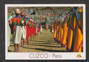 Inti Raymi Party Cuzco, Peru - Used