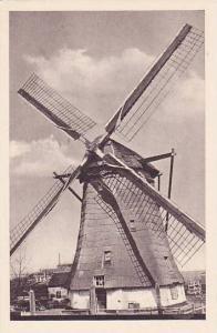 Windmill : Hollandse Molenserie , Netherlands, 20-40s #4