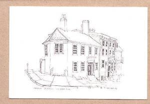Sketch Sackville, Dresden Row, Hupman Halifax Nova Scotia