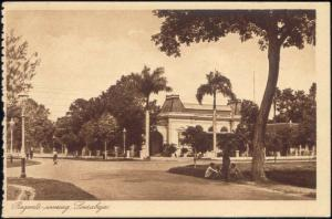 indonesia, JAVA SOERABAIA, House of the Regent (1910s)