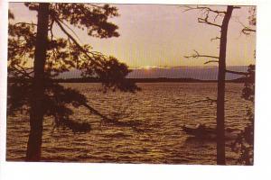 Burks Falls, Ontario, Almaguim Highland