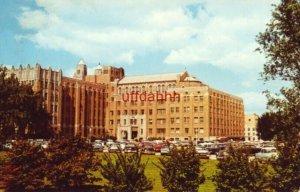 ST. JOSEPH HOSPITAL FLINT, MI built in 1936